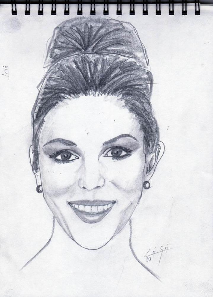 Iris Mittenaere por CeGe